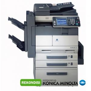 Jual Mesin Fotocopy Konica Minolta Biz 250 350